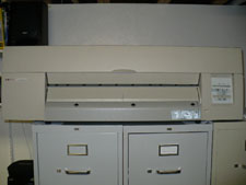 HP DesignJet 230 large format plotter