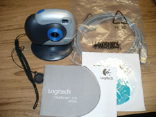 Logitech Clicksmart 310 digital camera